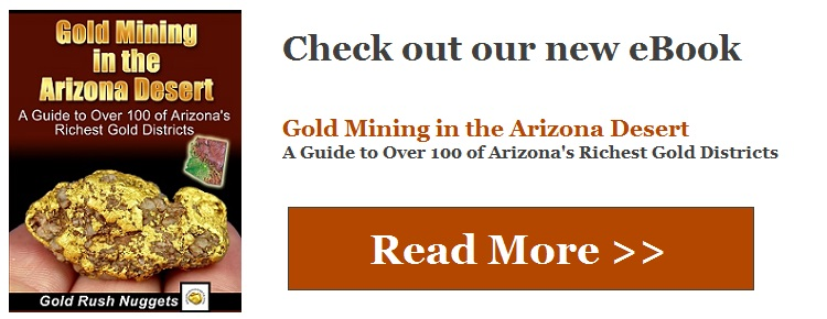 Arizona Gold Mining eBook