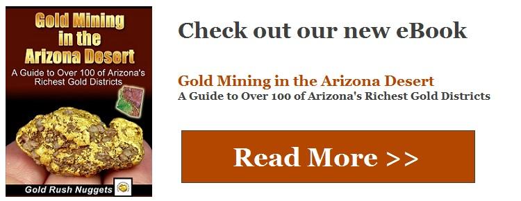 Arizona Gold Mining eBook