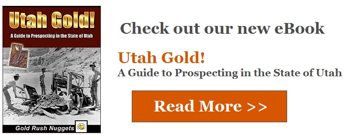 Gold Panning in Utah
