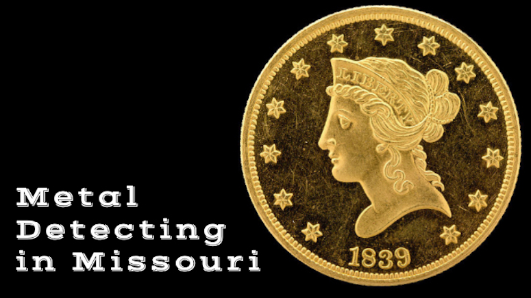 Missouri metal detecting treasure