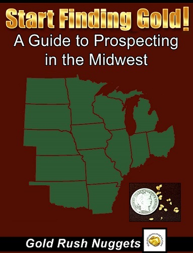 gold prospecting Midwest
