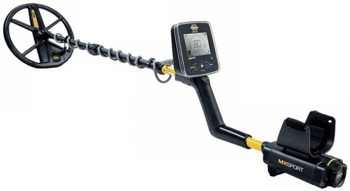 MX Sport Metal Detector