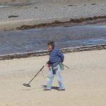 Metal detecting in New York