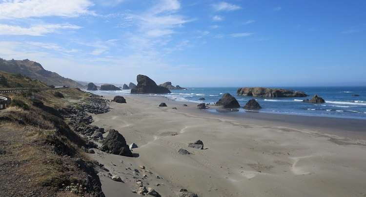 Metal Detecting Oregon Beaches