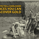 Unexpected Gold Mining Spots