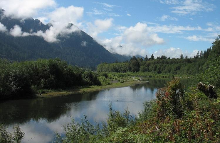 Gold Prospecting on the Olympic Peninsula in Washington