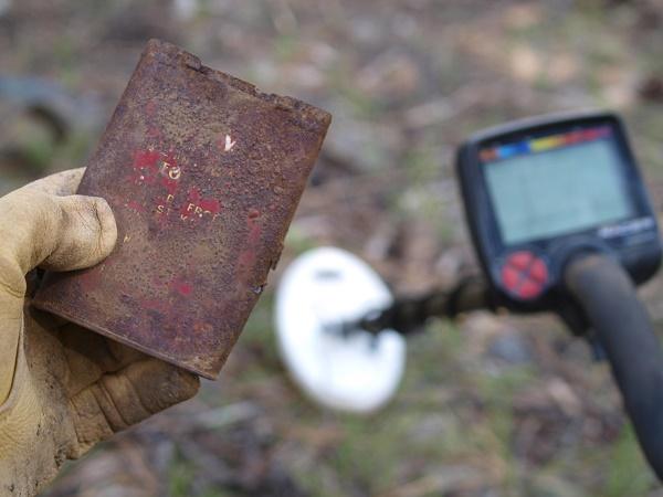Rare Relics Metal Detecting