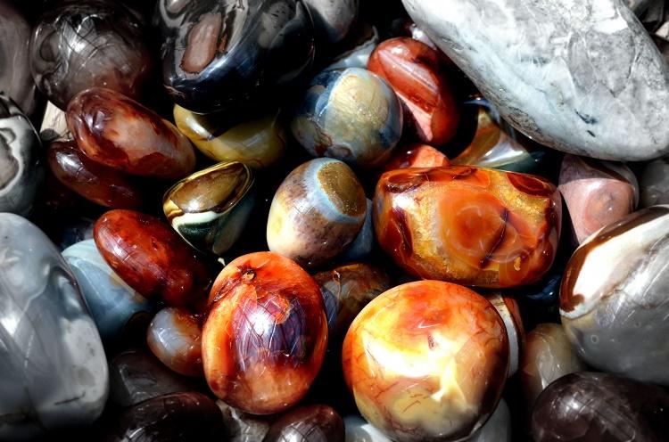 Rock Tumbling Stones