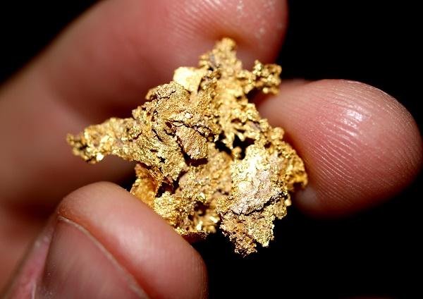 Coarse Gold Nugget