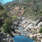 San Joachin River Gold Mining