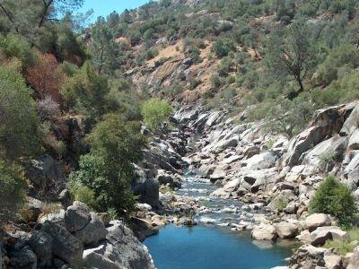 San Joachin River Gold Panning