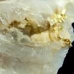 Finding Gold in Quartz
