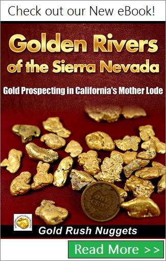 Gold in the Sierra Nevada