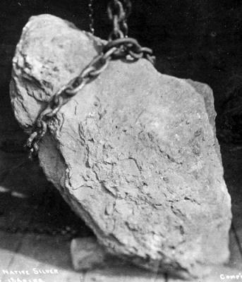 Chunk of Native Silver
