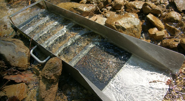 Simple Steps To Build A Sluice Box For Gold