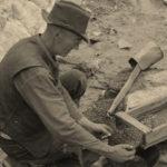 washing gravel gold mining