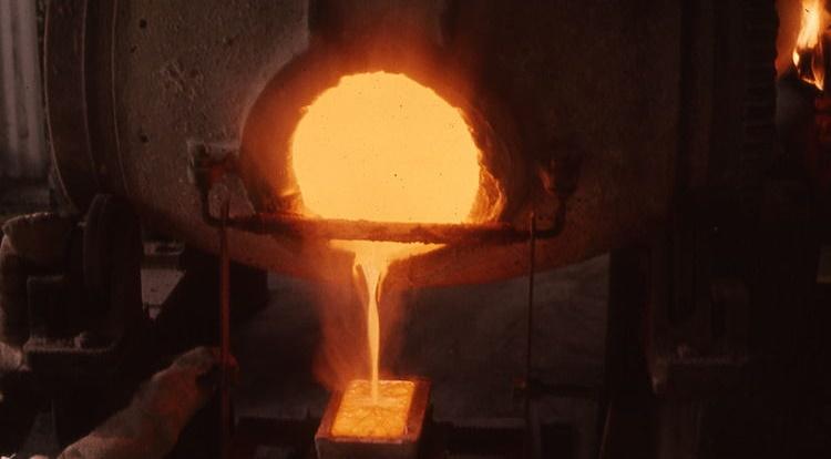 Gold Smelting