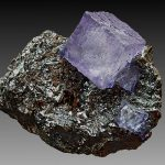 Elmwood Mine Fluorite
