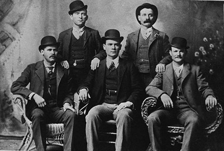 The Wild Bunch- real picture