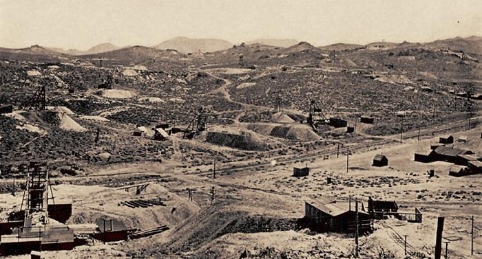 Tonopah Mining