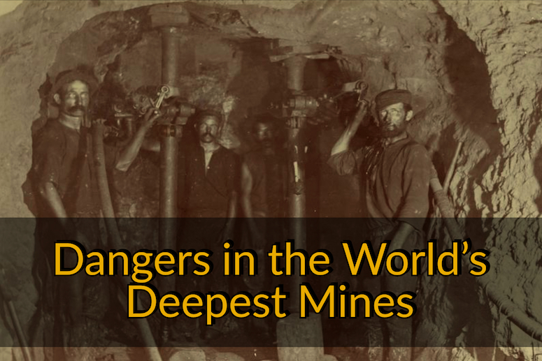 mining dangers