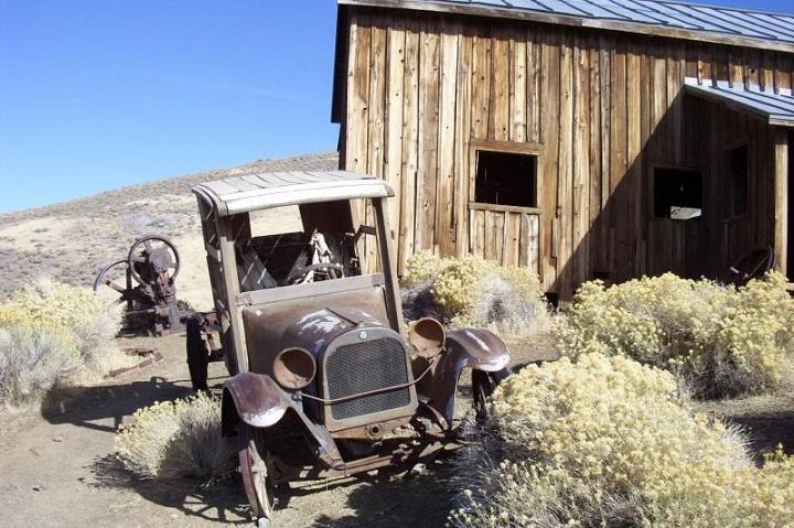 Ghost Towns in Utah