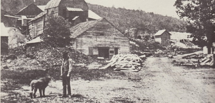 Ghost Towns of Vermont