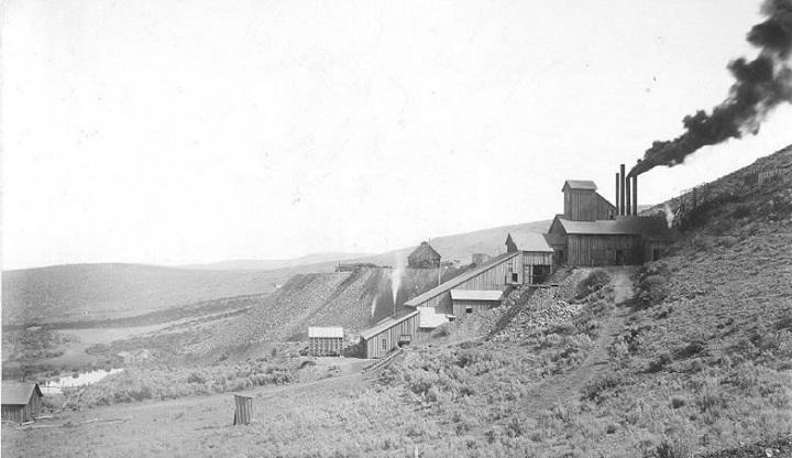 Oregon gold mines