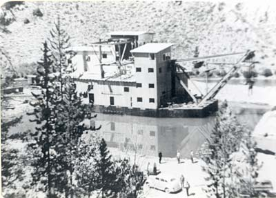 Yankee Gold Dredge